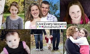 Live Every Moment Photography