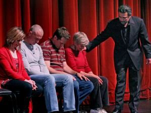 Nino the Magician World's Fastest Hypnotist
