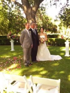Temecula Valley Wedding Officiant