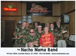The Nacho Mama Band... Real Oldies By Real Old People!