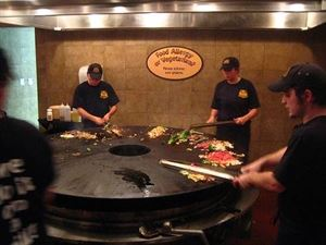 Bd's Mongolian Barbeque