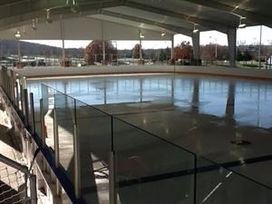 Ice Midwest Center For Ice Sports and Family Fun