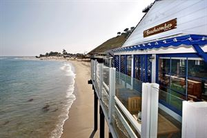 The Beachcomber at Malibu Pier