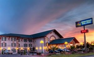 Best Western Plus - Swiss Chalet Hotel & Suites