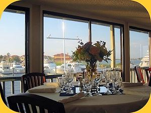 HarborView Room Above Kingfish Grill