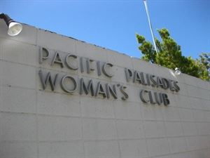 Pacific Palisades Womans Club