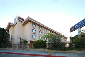 Best Western - Los Angeles Worldport Hotel
